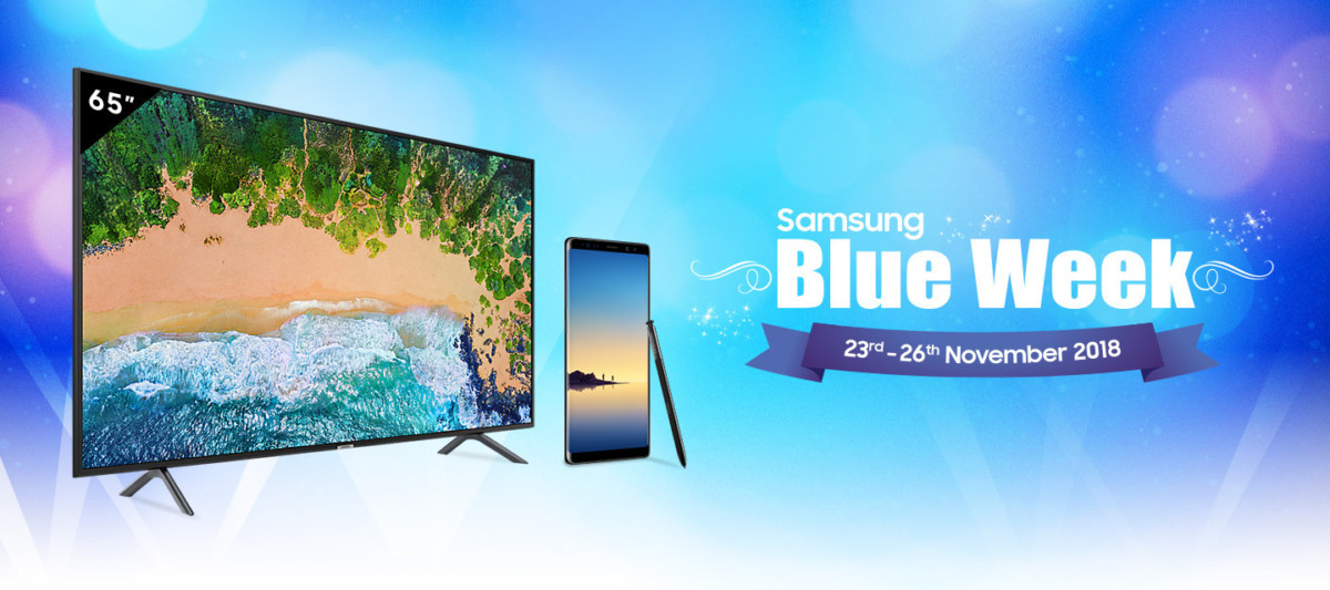 Get a Galaxy Note FE for just RM1,447 and Gear S3 frontier at RM999 in tempting Samsung Blue Week promos