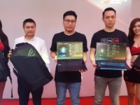 Asus Republic of Gamers Zephyrus S GX531 gaming notebook is the world's slimmest gaming notebook