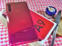 Pretty in Pink – Up close with the Samsung Galaxy A9 (2018)