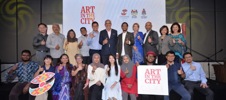 Art in the City project brings Malaysian arts outdoors to Kuala Lumpur
