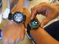 Samsung Galaxy Watch helps the lads at Epique+Fitness get in shape