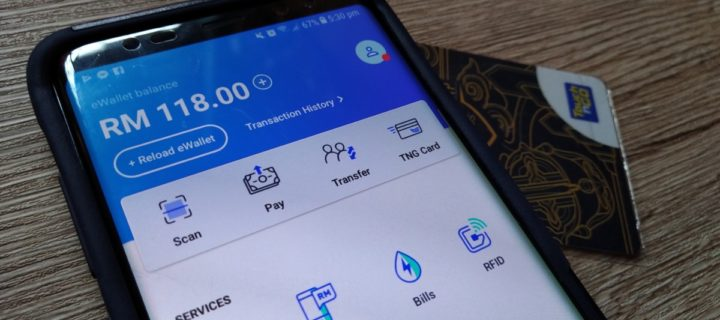 Touch 'n Go eWallet new update makes paying tolls heaps easier