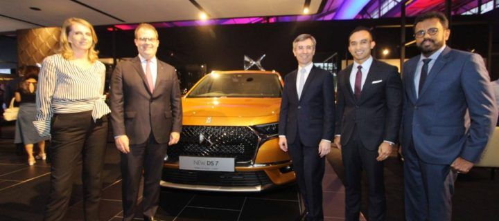 Malaysia's first DS Automobiles flagship store opens in Malaysia