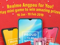 Realme Angpau for You campaign lets you win Realme phones and more