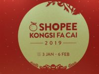 Shopee Kongsi Fa Cai celebration ushers in the new year with bargains and more