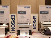 Epson T-series SureColor CAD plotter printers debut in Malaysia