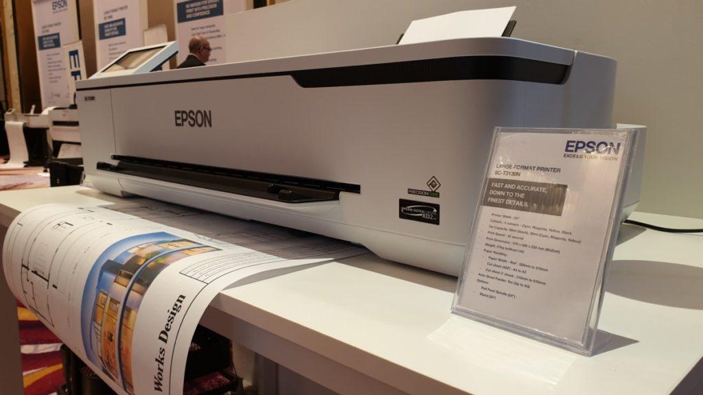 Epson SCT3130N SureColor printer