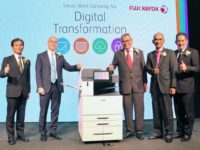 Fuji Xerox unveils ApeosPort-VII/DocuCentre-VII Color series digital colour multifunction printers in Malaysia