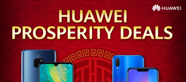 Huawei Mate 20 repriced to RM2,399, nova 3i to RM999 plus Huawei Health Treasures promo bundle debuts