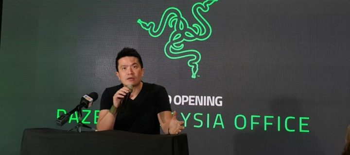 Razer opens new headquarters in Malaysia