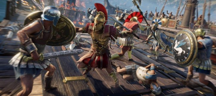 [Review[ Assassin's Creed Odyssey