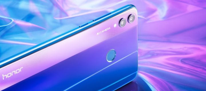 HONOR 8X now in Phantom Blue available starting today in Malaysia