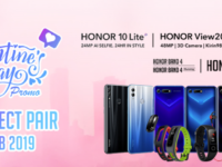 HONOR Valentine's Day HONOR 10 Lite bundle offers a sweet deal for RM1,437