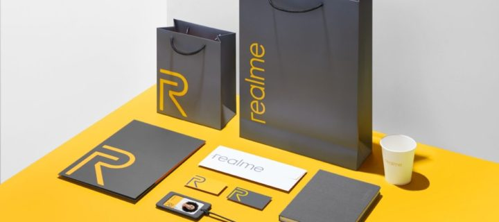 Realme launches a striking new visual identity