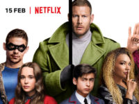 The Umbrella Academy debuts on Netflix and it's a superhero series turned upside down