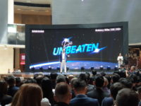 Samsung Malaysia launches the Galaxy S10 into space