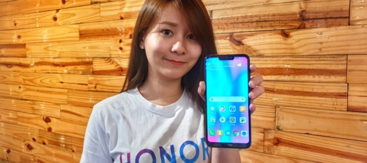 HONOR 8C launched in Malaysia at RM599