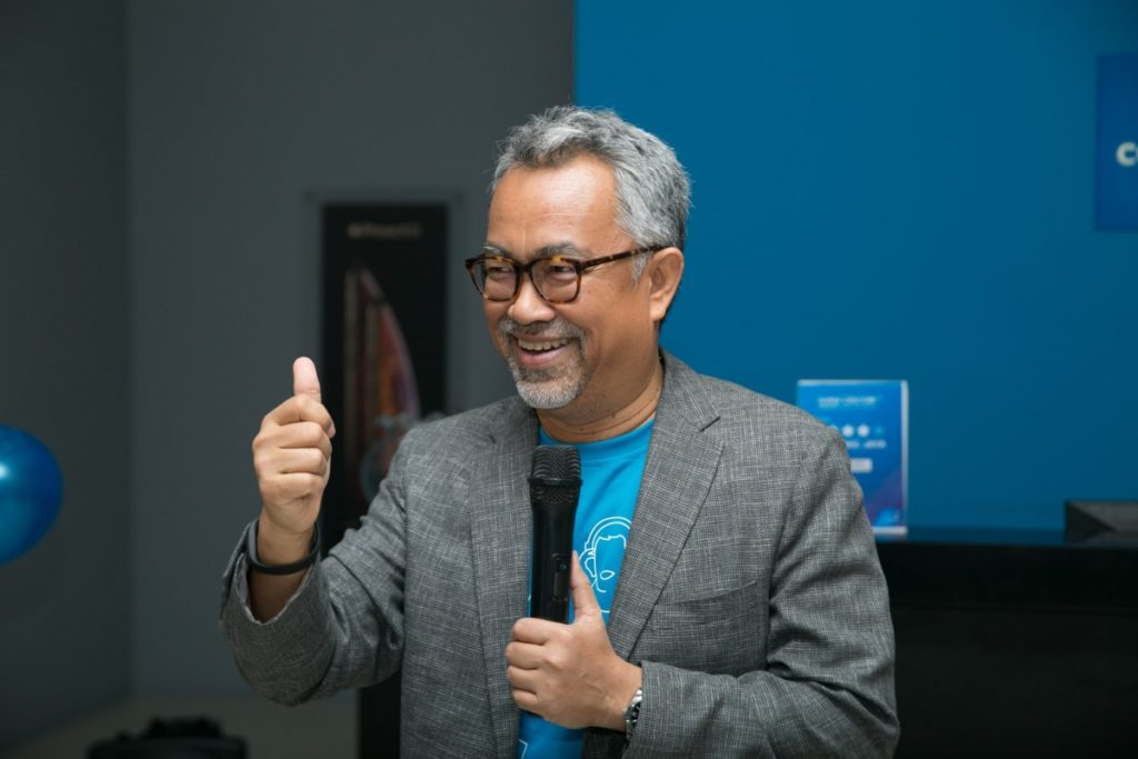 Idham Nawawi, Chief Executive Officer of Celcom Axiata Berhad