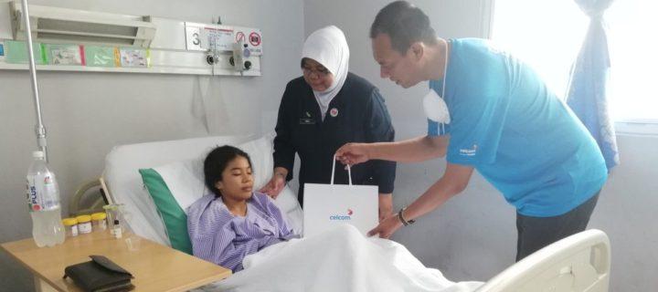 Celcom aids Pasir Gudang victims