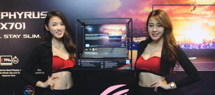 Insanely powerful ROG Zephyrus S GX701GX gaming laptop with RTX 2080 graphics can be yours for RM14,000