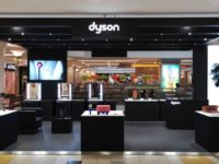 The Dyson Beauty Demo Zone opens at 1 Utama mall