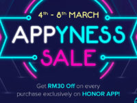 The HONOR Appyness Sale sparks joy