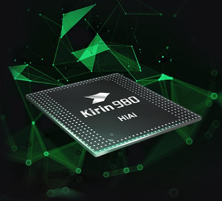 Kirin 980 in Huawei nova 5T