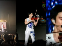 Photos from Wang Lee Hom concert demonstrate amazing zoom capabilities of Huawei P30
