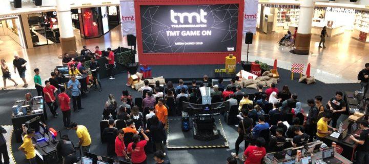 TMT Game On roadshow kicks off at Midvalley megamall