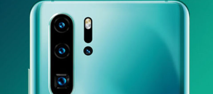Huawei P30 and Huawei P30 Pro revealed ahead of global launch