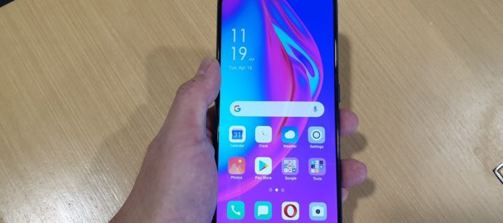 OPPO F11 debuts as a Shopee exclusive for RM1,099