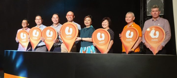 U Mobile expands 4G network with #ucubatry money-back guaranteed 7-day trial