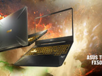 Asus TUF Gaming FX505 and FX705 to come with latest AMD CPUs and NVIDIA GeForce graphics