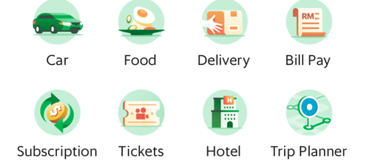 Grab now lets you book hotels, buy movie tickets and plan your trip