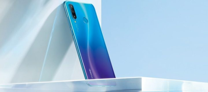The fashionably fetching Huawei nova 4e has a 32-MP selfie camera that lets you up your selfie game for RM1,199