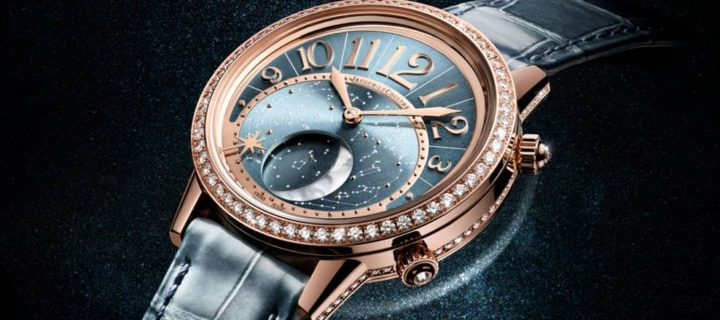 Time for a rendezvous with Jaeger LeCoultre Rendez-Vous Moon Serenity