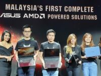 Asus unveils range of AMD powered laptops in Malaysia