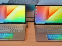 Asus debuts new VivoBook S14 and S15 with ScreenPad 2.0 touchpads