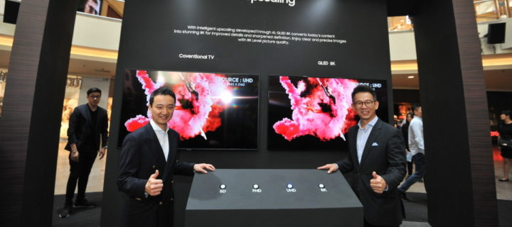 The glorious 98-inch Samsung QA900R QLED 8K TV can be yours for just RM299,999