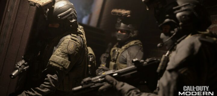 Time to lock and load as Call of Duty: Modern Warfare landing on PC, PS4 and Xbox One on October 25