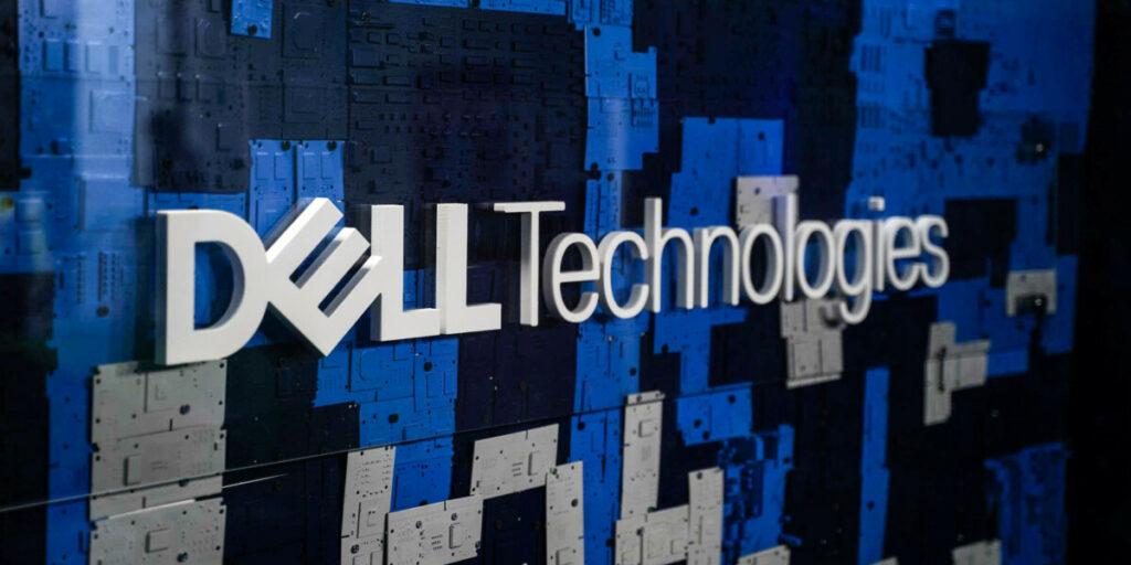 Dell logo GDPI 2020