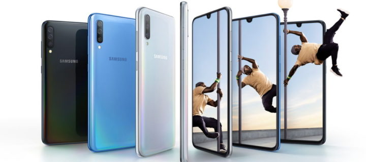 Samsung Galaxy A70 available in Malaysia at RM1,999