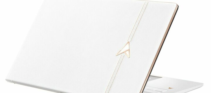 Asus is celebrating their 30th anniversary in style with a unique ZenBook Edition 30 notebook