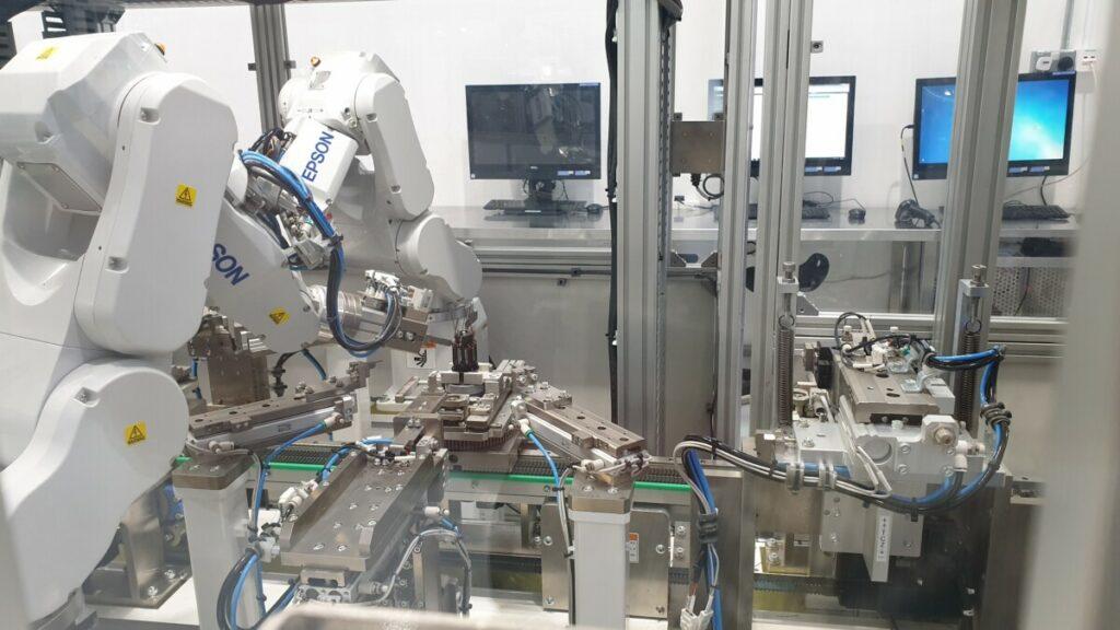 Dyson DAM machines