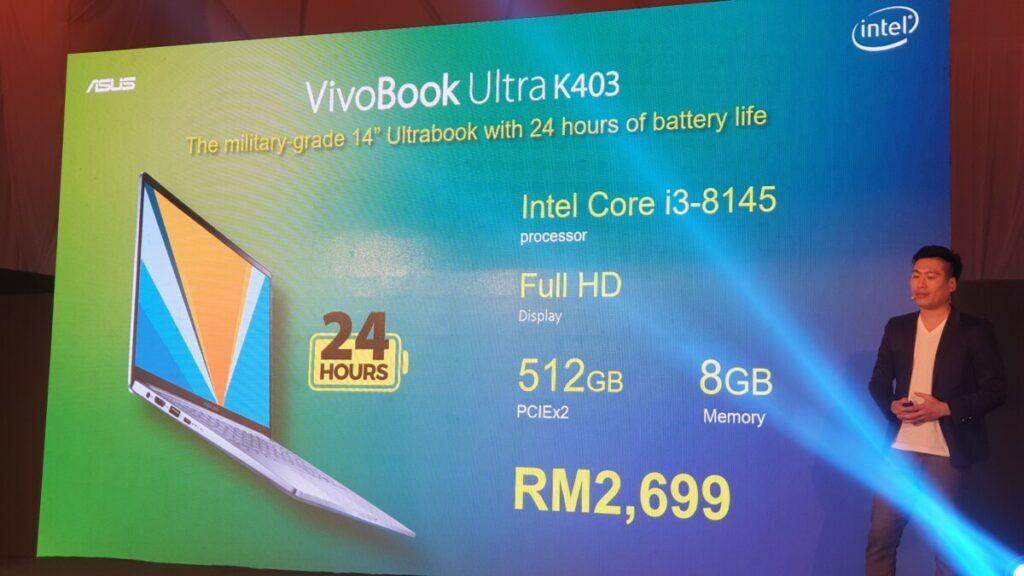 VivoBook Ultra K403 price