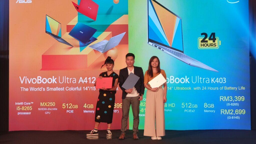 Asus VivoBook Ultra price
