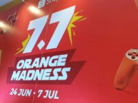 Shopee debuts 7.7 Orange Madness campaign and Shopee24 Express Delivery service with next-day delivery