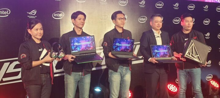 ASUS ROG Be Unstoppable campaign debuts Strix & Zephyrus gaming notebooks in Glacier Blue and Huracan G21