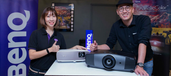 BenQ CinePrime W2700 and W5700 4K Home Theater DLP projectors arrive in Malaysia