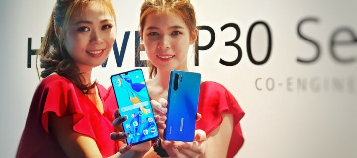 Huawei P30 and P30 Pro 8GB RAM/256GB now repriced to RM1,999 and RM2,999